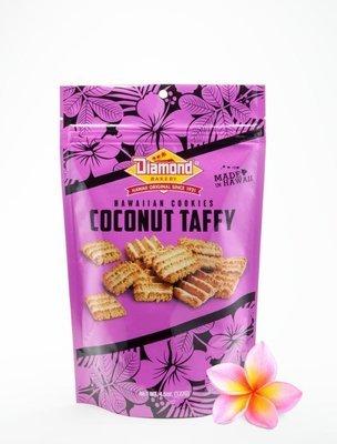 Diamond Bakery Coconut Taffy Cookies 4.5 oz
