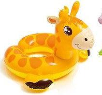 Animal Split Ring Giraffe