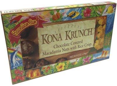 Hawaiian Sun Kona Krunch Nuts 6 oz