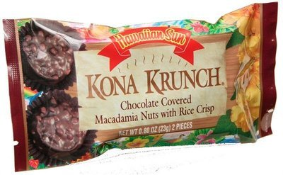 Hawaiian Sun Kona Krunch Nuts .8 oz (2-pk)