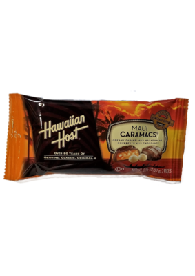 Hawaiian Host Maui Caramacs .95 oz / 2 Piece Package