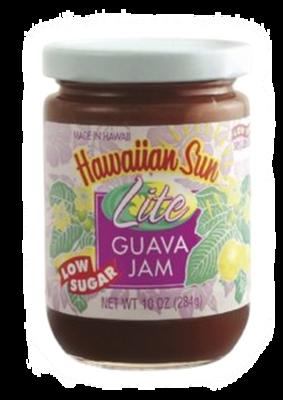 Hawaiian Sun Guava Jam Lite 10 oz