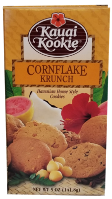 Kauai Kookie Cornflake Krunch Cookies 5 oz