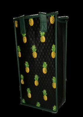 Tropical Paper Garden - Double Wine Bag- Hala Kahika