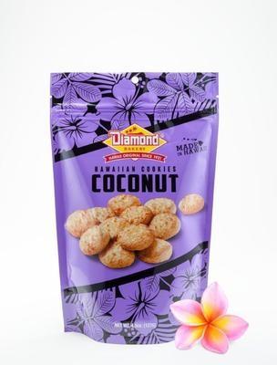 Diamond Bakery Coconut  Cookies 4.5 oz