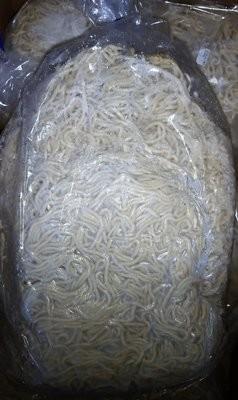 Okahara Fried Saimin Noodles (bulk) 30lbs