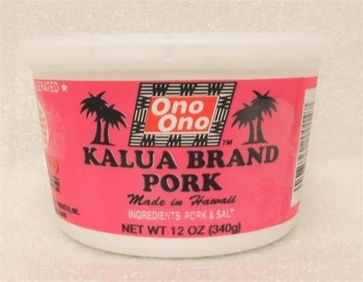 Ono Kalua Pork 12 oz