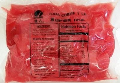 Yellowfin Tuna Cubes 16oz