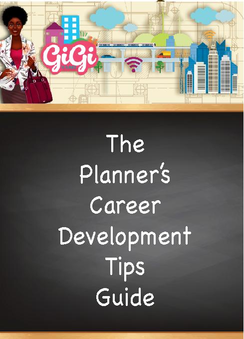 Planner's Career Development Tips Guide