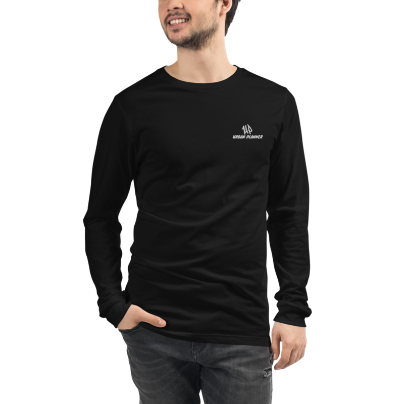 UP - Urban Planners Unisex Long Sleeve Tee