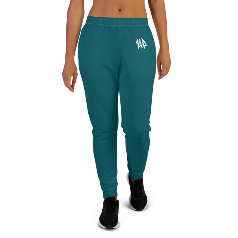 Teal Women's Joggers