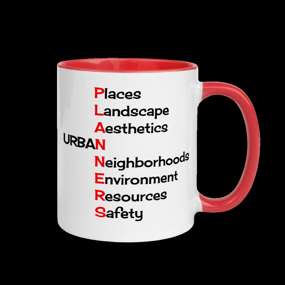 Urban Planners Mug