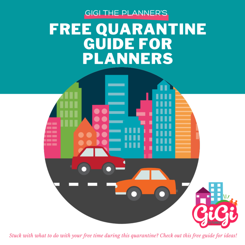 Quarantine Guide for Planners