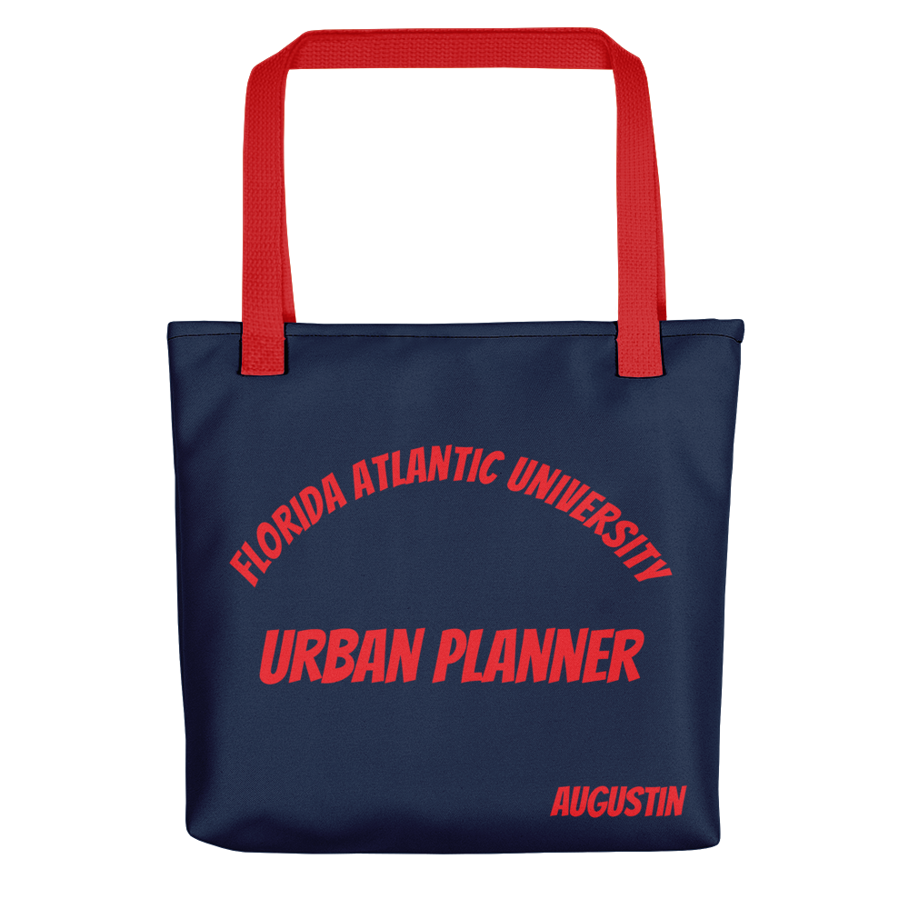 Personalized University Tote Bag