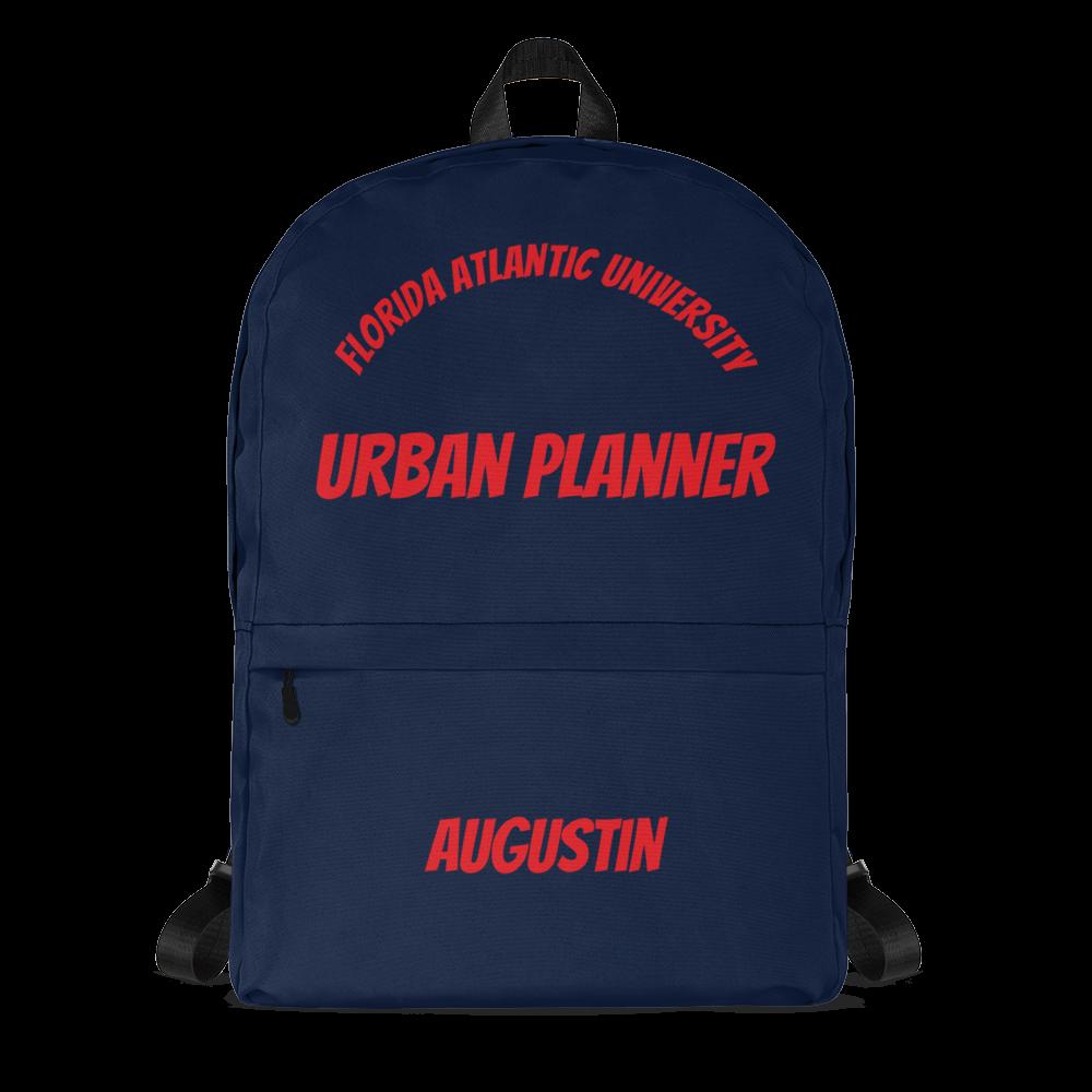 Personalized University Backpack