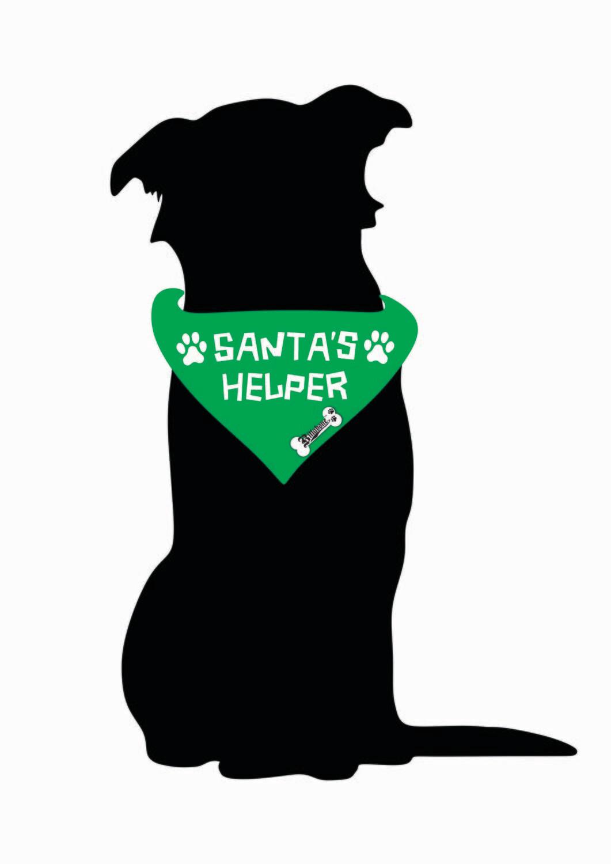 Billabone - Santa's Helper Bandana