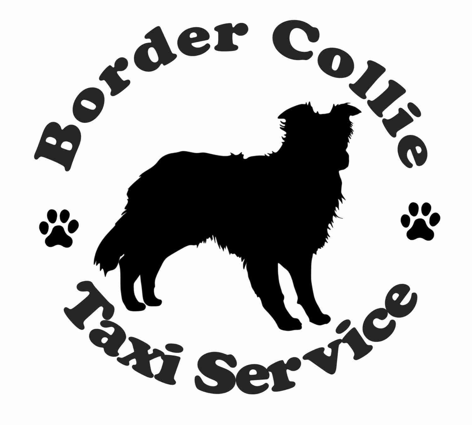 Billabone Border Collie Sticker