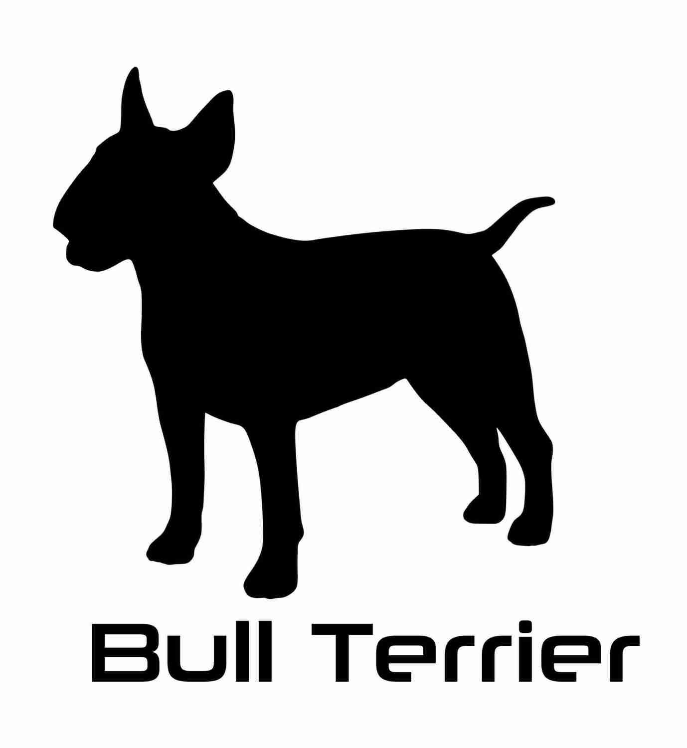 Billabone Bull Terrier Sticker