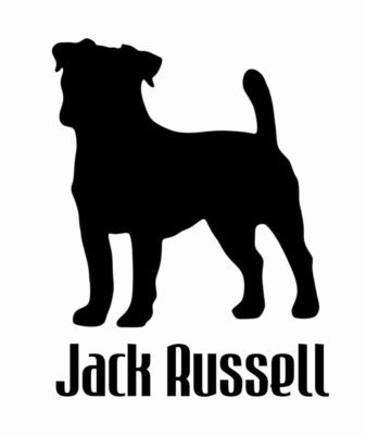 Billabone Jack Russell Sticker