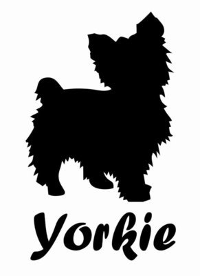 Billabone Yorkie Sticker