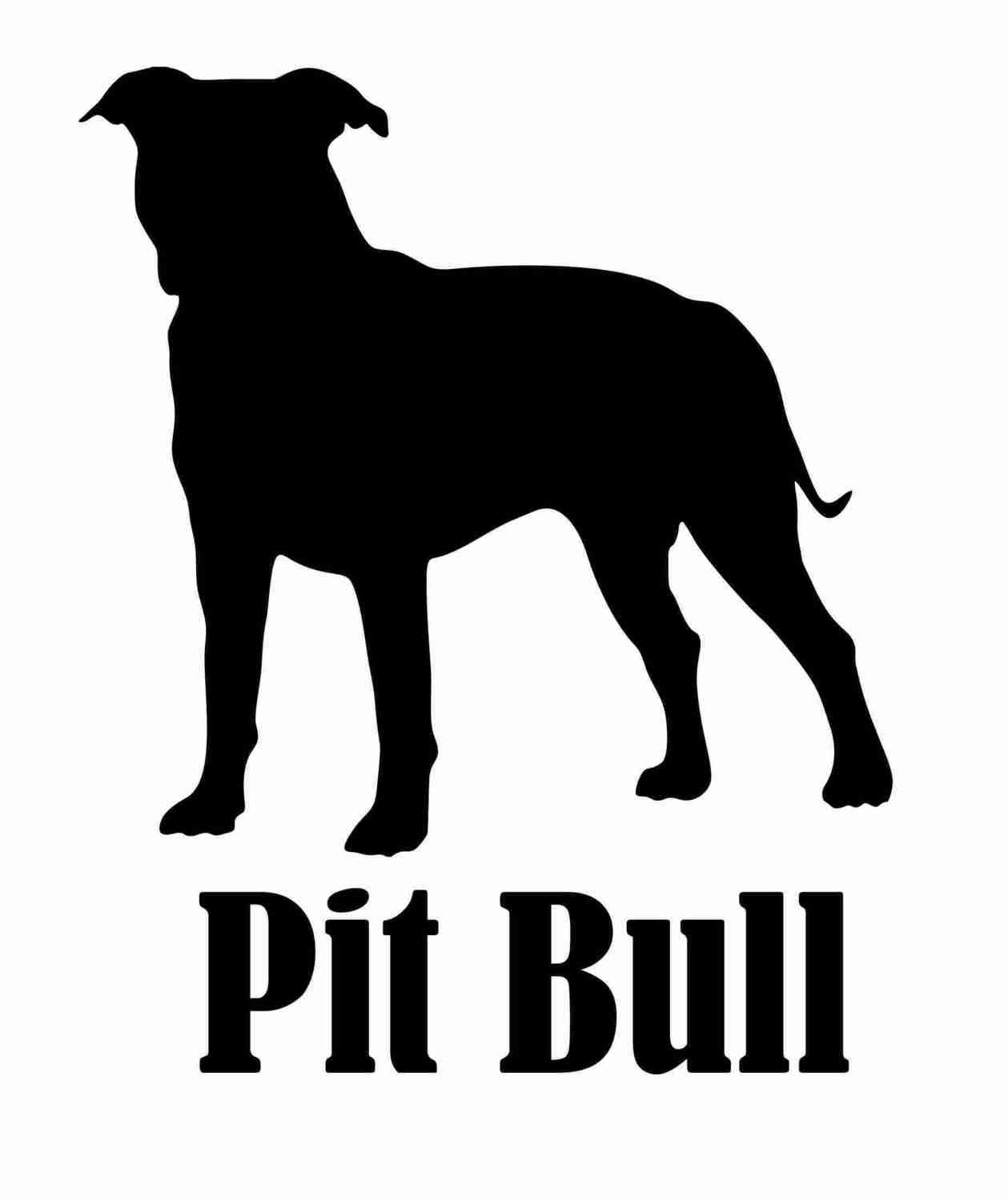 Billabone Pit Bull Sticker