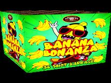 FD336 2445 - Banana Bonanza 36 Shot Barrage