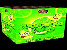 FD335 2443 - Ludicrous Limes 36 Shot Barrage