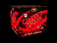 FD333 2441 - Cherry Chaos 36 Shot Barrage