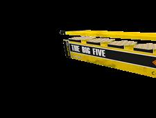 FD328 72532 - The Big 5 x 19 Shot Barrage