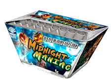 FD313 704294 - Midnight Maniac 35 Shot Barrage
