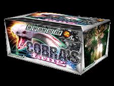 FD311 704270 Cobra's Fang 48 Shot Barrage