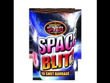 FD67 1528 - Space Blitz Barrage