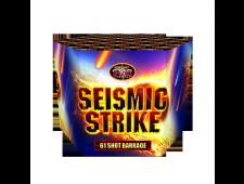 FD120 1570 - Seismic Strike 61 Shot Barrage