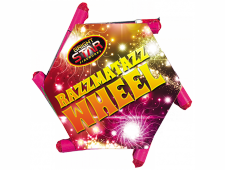 FD5 1583 - Razzmatazz Wheel Twin Pack