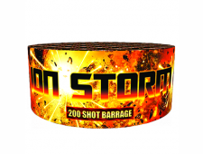 FD86 1902 - Ion Storm 200 Shot Barrage