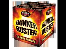 FD54 1965 - Bunker Buster 25 Shot Barrage