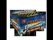 FD18 1984 - Missile Command Barrage 100 Shot