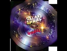 2104 - Galaxy Spray Medium Wheel