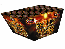 FD157 2114 - Angels Tears 49 Shot Fan Barrage