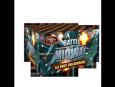 FD94 2179 - Battle of Midway 53 Shot Fan Barrage