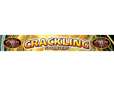 FD202 1059 - Crackling Sparklers 5 X 5pce 10 Inch Pack