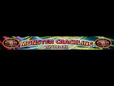 FD205 2073 - Monster Crackling Sparkler 4 x 4pce 14 Inch Pack