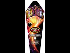 FD62R 2099 - Orbiter 9 Rocket Pack 9pce Blister Pack
