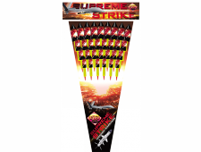 FD150R 2124 - Supreme Strike 30pce PVC Bag