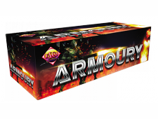 FD198 2161 - Armoury Crate 34pce