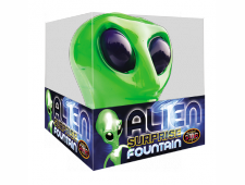 FD40 2360 - Alien Surprise Fountain PDQ Box