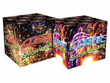 FD75 2362 - Cosmic Extravaganza Fountains 2 astd Sold Individually
