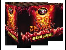 FD124 2373 - Devils Disciples 40-Shot Barrage