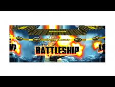 FD211 2394 - Battleship  Multi Shot Barrage 35/75/35 Shot