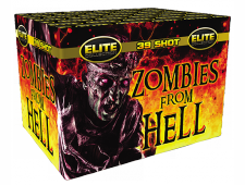 2398 - Zombies From Hell 39 Shot Barrage
